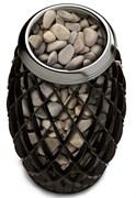 Печь для бани электрическая ТМФ Мэри Экс 6 кВт черная бронза