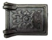 Дверца чугунная прочистная ДПР, 130*90 мм, Балезино