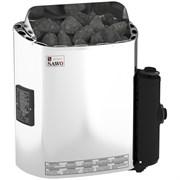 Печь для бани электрическая Sawo SCANDIA SCA-80NB-Z встроенный пульт 8 кВт