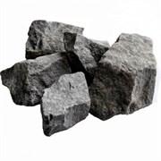 Камень для бани Порфирит колотый, 15кг, мешок