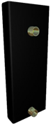 Теплообменник Grill`D  AISI 409 2мм, 1,8л Cometa