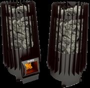 Печь для бани Grill'D Cometa Vega 180 short black