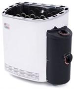 Печь для бани электрическая Sawo Scandia SCA-90NB-Z встроенный пульт 9,0 кВт