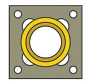 """Крышка прочистки """"Ecoosmose"""" D=120 мм. КП 120"""