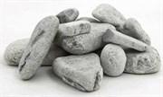Камень для бани Порфирит окатанный, 15 кг, мешок