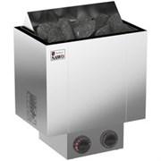 Печь для бани электрическая Sawo Nordex NR-60NB-Z, встроенный пульт, 6 кВт