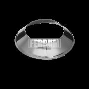 Юбка Феррум  (430/0,5 мм) нержавеющая, для крышной разделки, ф115