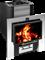 Печь для бани Конвектика Inox 26 Плазма антрацит - фото 6904